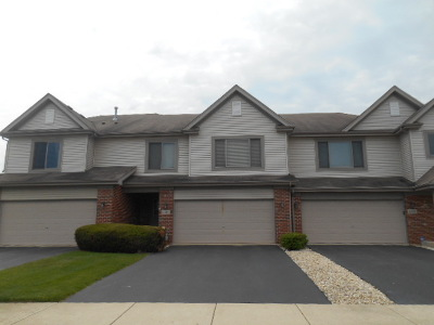 Frankfort Condo/Townhouse Contingent: 8307 Chestnut Court #8307