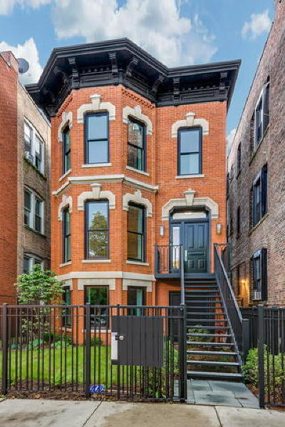 Single Family Home For Sale: 1925 West Schiller Street