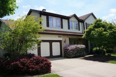 Darien Single Family Home Contingent: 7813 Dorchester Lane