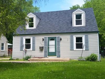 Elgin Single Family Home Contingent: 525 Miller Drive