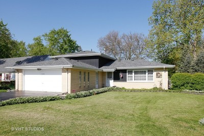 Palos Hills Single Family Home Contingent: 10050 South 81st Avenue