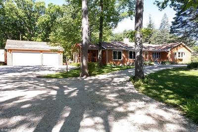 Lemont Single Family Home For Sale: 10s370 Glen Road