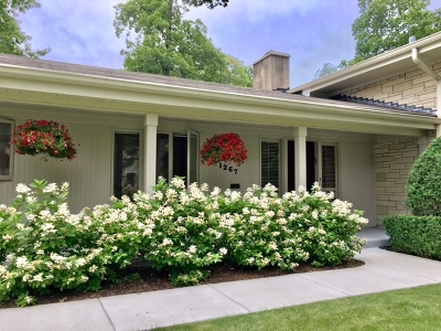 Highland Park Single Family Home For Sale: 1267 Sheridan Road
