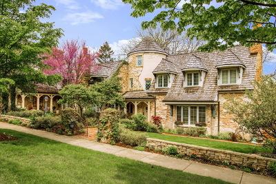 Glen Ellyn Single Family Home For Sale: 788 Revere Road
