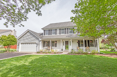West Dundee Single Family Home Contingent: 912 Pember Circle