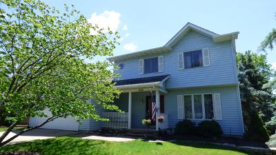 Elburn Single Family Home Contingent: 433 East Reader Street