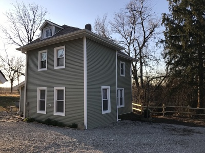 Lemont Single Family Home Contingent: 14854 Kotlin Road