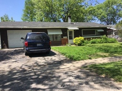 Sauk Village Single Family Home For Sale: 2105 219th Place