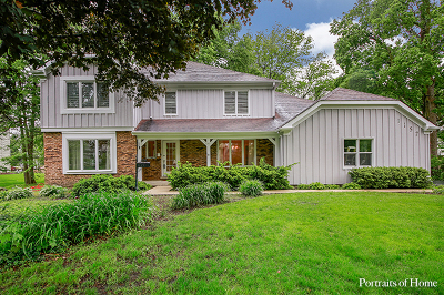 Cress Creek Single Family Home For Sale: 1152 Summit Hills Lane