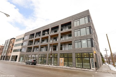 Chicago Condo/Townhouse For Sale: 469 North Paulina Street #401