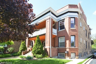 Chicago Condo/Townhouse Re-activated: 6978 North Ridge Boulevard #2