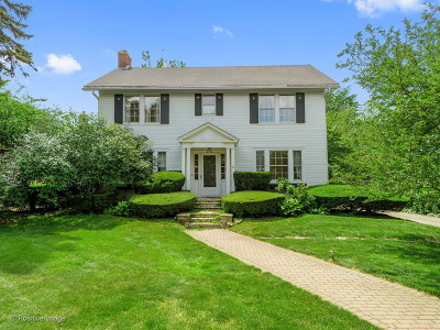 La Grange Single Family Home Price Change: 342 South Park Road