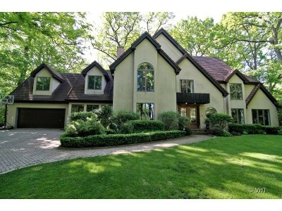 Downers Grove Single Family Home Contingent: 1304 Turvey Road