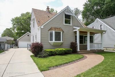 Elmhurst Single Family Home For Sale: 928 South Fairfield Avenue
