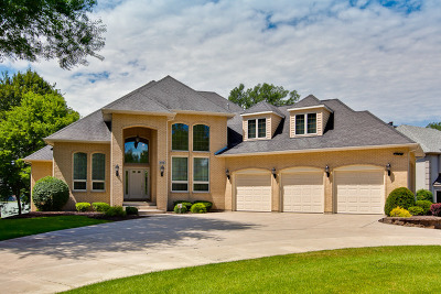 Fox Lake Single Family Home Contingent: 986 Eastshore Drive