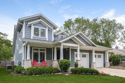 Wheaton Single Family Home Price Change: 808 East Indiana Street