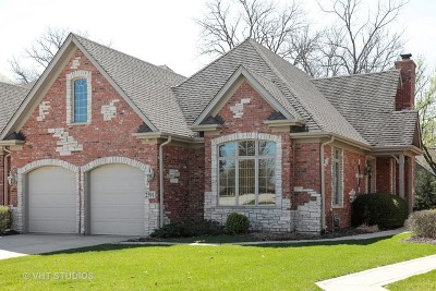Downers Grove Condo/Townhouse Contingent: 2391 Durand Drive