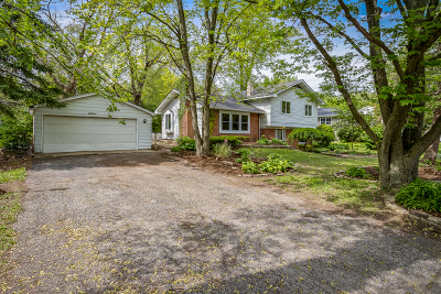 Winfield Single Family Home Contingent: 26w584 Jewell Road