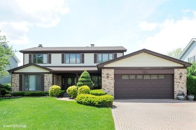 Ivy Hill Single Family Home For Sale: 1910 North Derbyshire Lane