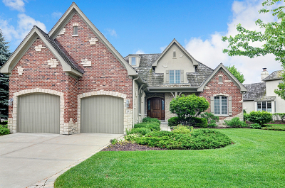 Oak Brook Single Family Home Price Change: 19 Forest Gate Circle