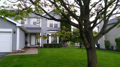 Carol Stream Single Family Home Contingent: 925 Rocky Valley Way
