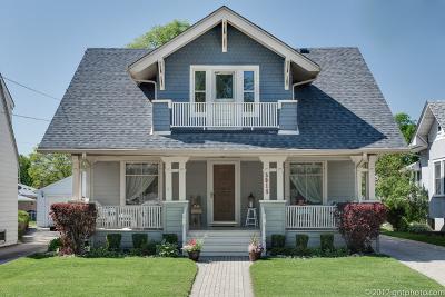 Berkeley Single Family Home Contingent: 5919 West Elm Avenue