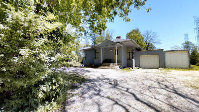 Burr Ridge Single Family Home For Sale: 8800 Wolf Road