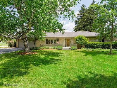Darien Single Family Home For Sale: 6701 Alabama Avenue