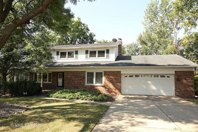 Oak Brook Single Family Home For Sale: 48 Kingston Drive