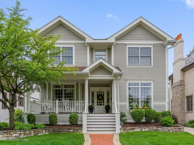 Western Springs Single Family Home Contingent: 4222 Ellington Avenue