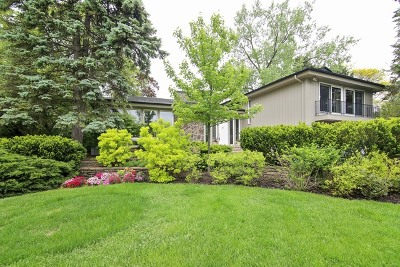 Highland Park Single Family Home For Sale: 2145 Tanglewood Court