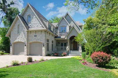 Clarendon Hills Single Family Home For Sale: 120 South Prospect Avenue