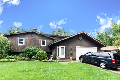 Crystal Lake Single Family Home For Sale: 776 Kingston Lane