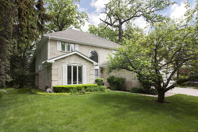 Wilmette Single Family Home For Sale: 2244 Iroquois Road