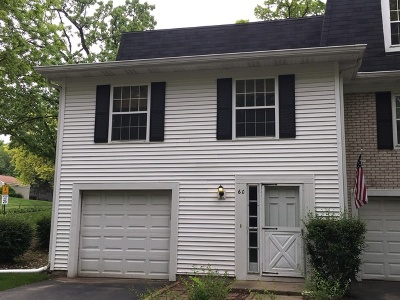 Cary Condo/Townhouse Contingent: 60 Oak Valley Drive