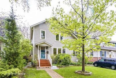 Winnetka Single Family Home Contingent: 825 Foxdale Avenue