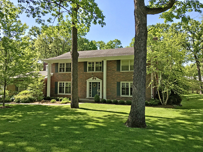 Lake Forest Single Family Home For Sale: 901 Morningside Drive