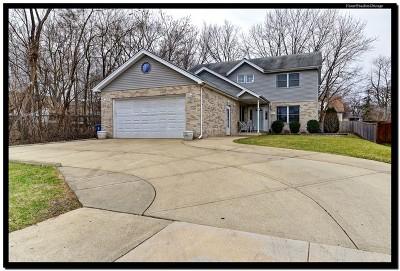 Addison Single Family Home For Sale: 1024 South Harvard Avenue