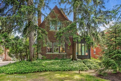 Wilmette Single Family Home For Sale: 2917 Lake Avenue