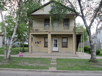 Bellwood Multi Family Home For Sale: 3512 Adams Street