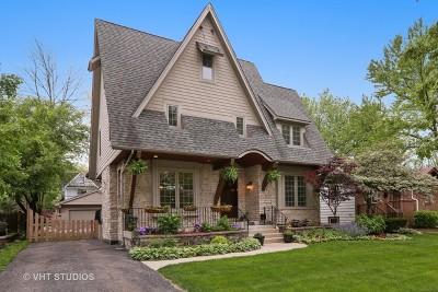 Downers Grove Single Family Home For Sale: 4616 Saratoga Avenue