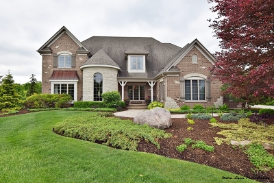 St. Charles Single Family Home For Sale: 3605 Grand View Court