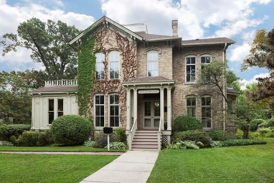 Highland Park Single Family Home Contingent: 326 Central Avenue