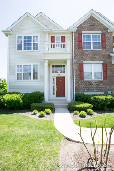 Pingree Grove Condo/Townhouse Contingent: 1586 Sandcastle Lane