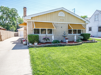 Berkeley Single Family Home For Sale: 2029 High Street