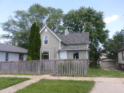 Single Family Home Contingent: 1016 Harrison Avenue