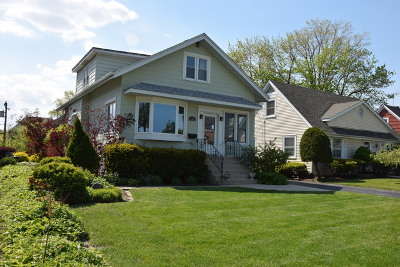 Du Page County Single Family Home Re-activated: 254 North Highview Avenue