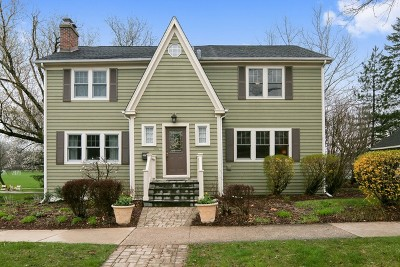 Hinsdale Single Family Home For Sale: 306 West 6th Street