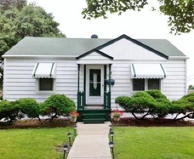 Berkeley Single Family Home Contingent: 1321 North Hillside Avenue