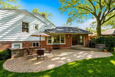 Wilmette Single Family Home For Sale: 815 Redbud Lane
